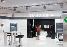 YuYang-ZOW-Messe-2018-Messestand